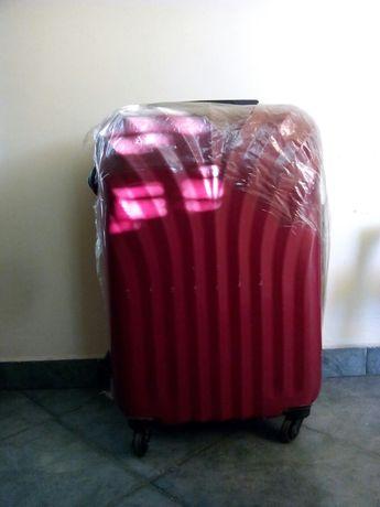 Супер луксозен куфар! НОВ