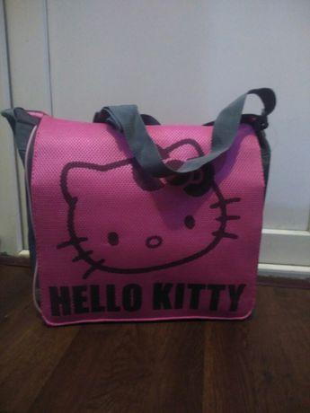 Ghiozdan tolba Hello Kitty