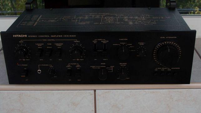 HITACHI HCA-8300 corector ton profesional, pre-amplifier 1977 Japan