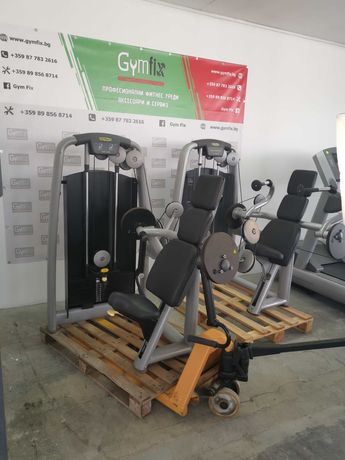 Technogym selection Arm curle + Arm Extension-бицепс и трицеп