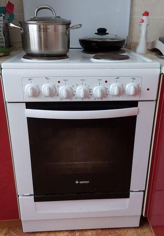 Электрическая плита с духовкой по 60000тг