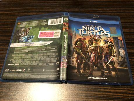 Testoasele Ninja [Blu-Ray] - fără subtitrare in limba romana