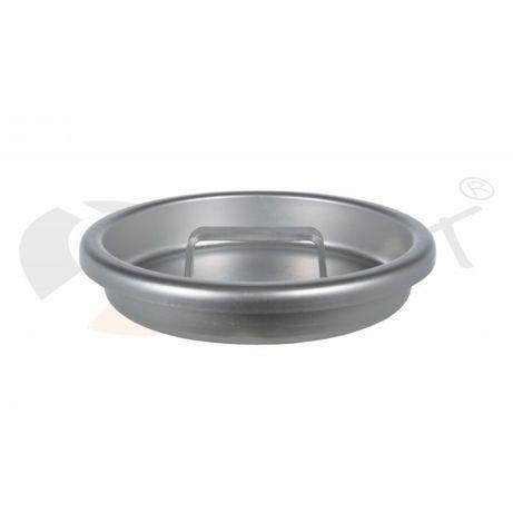 Capac inox pentru bidoane diametru deschidere 180 mm