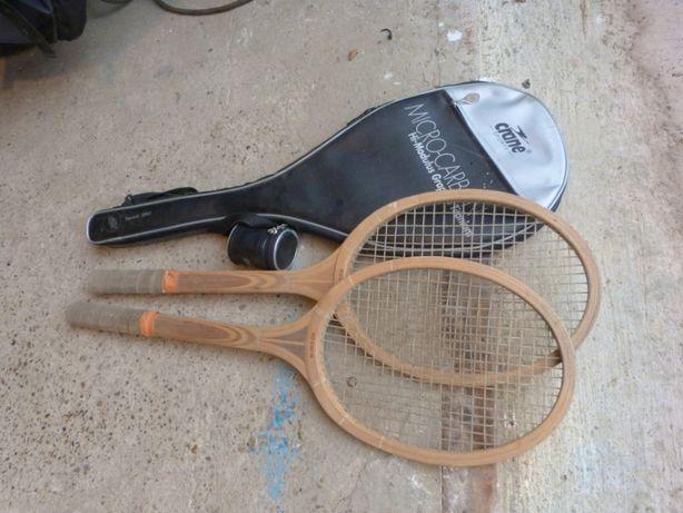 Racheta tenis CRANE -micro carbon superba si Reghin ventige 2 buc.