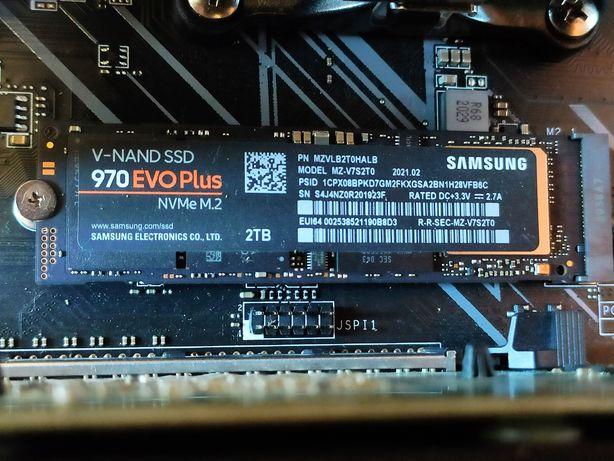 SSD Samsung 970 EVOPlus 2Tb