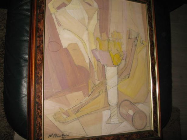 tablou original ,pictor consacrat.