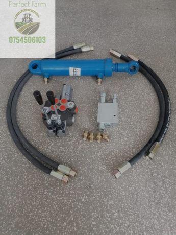 Kit reversare plug,cilindru plug reversibil, supapa plug reversibil