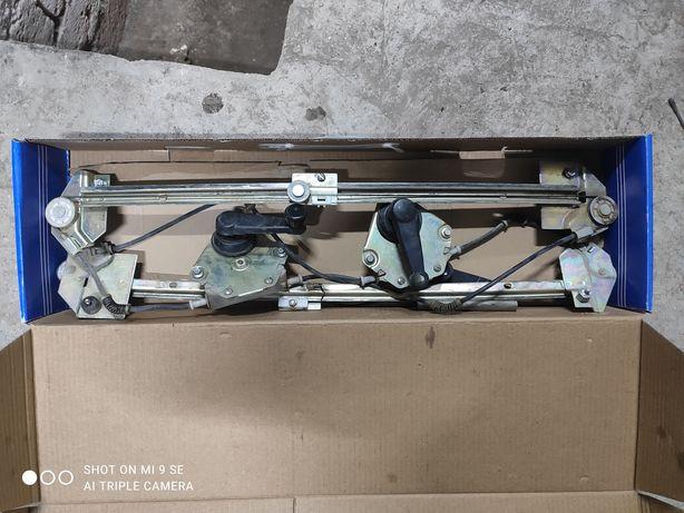 Механический стеклоподъёмник на Газель