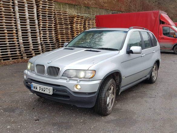 BMW X5 E53 4.4i автоматик 286кс НА ЧАСТИ!