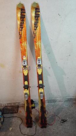 Ски, ski Salomon scream