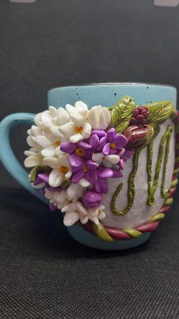 Cana handmade flori