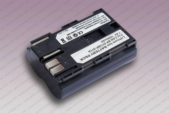 ANIMABG Батерия модел BP-508 / BP-511 / BP-512