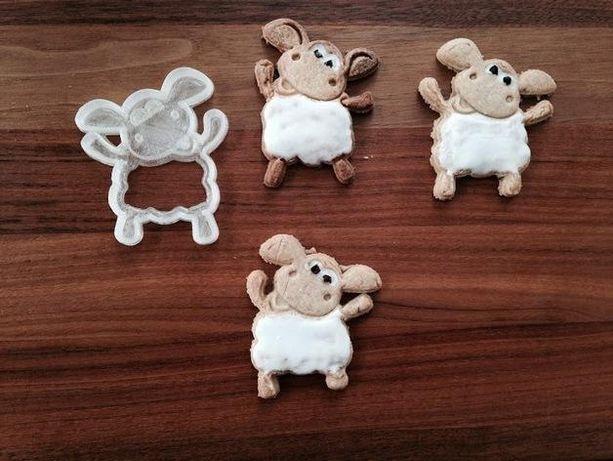 forma miel fericit - pt taiat si modelat aluat biscuiti, saratele, etc