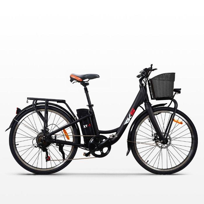 Bicicleta Electrica Deluxe XT1 250W, LITIU 36V 10A, Cadru Aluminiu NOU Focsani - imagine 1