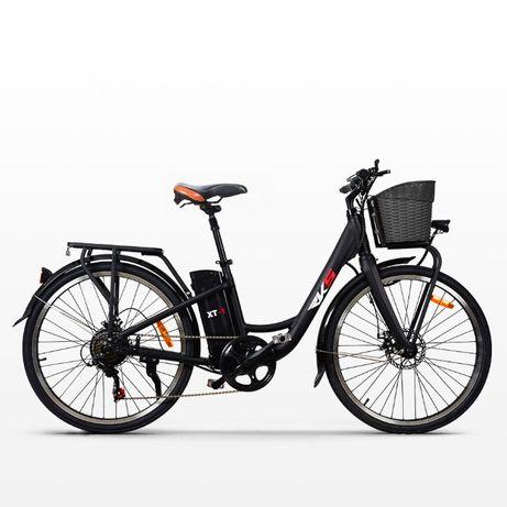 Bicicleta Electrica Deluxe XT1 250W, LITIU 36V 10A, Cadru Aluminiu NOU