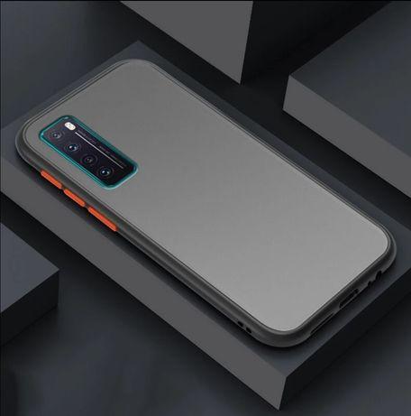 Цветен Кейс Rock за Huawei P Smart 2021 - Супер Защита