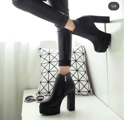 обувь осенний