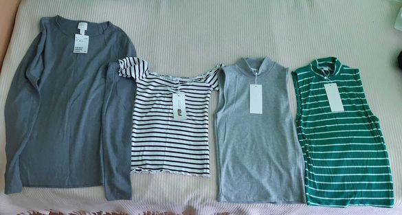 Дамски блузи и потници