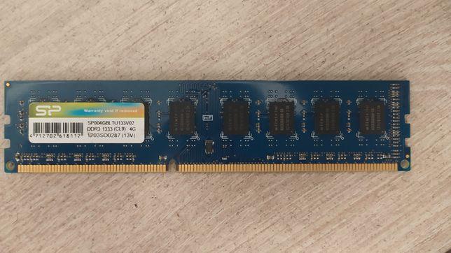 Оперативная память, планка на 4GB