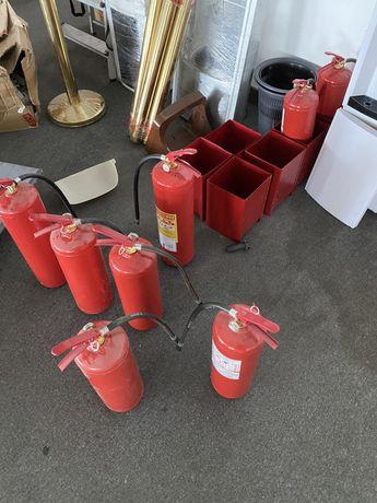 Продаются огнетушители порошковые ОП-5