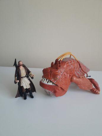 Opee & Han Solo