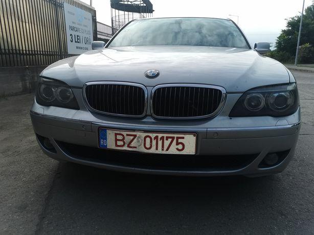Dezmembrez bmw e65 730d facelift 235cp