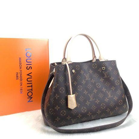 Чанта Louis Vuitton 100 % естествена кожа