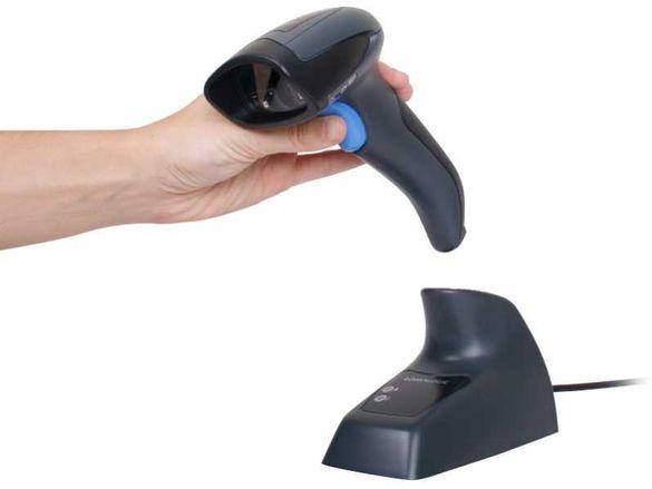 2D Безжичен Баркод скенер Datalogic QBT2430