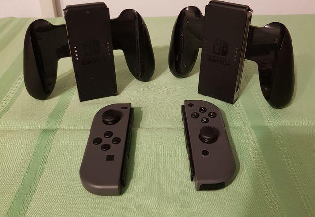 joy con + maneta suport nintendo switch