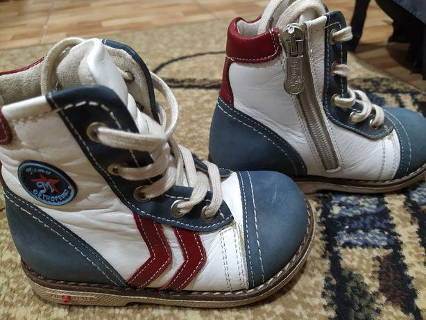 Ботинки mimy ортопедические