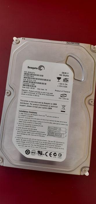 Hard Disk Segate 160 GB Bucuresti - imagine 1