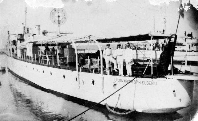 Fotografii Epoca Armata Marina Nava Stihi Eugeniu (Eugen)