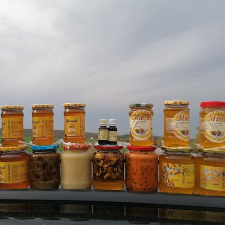 Miere și produse apicole