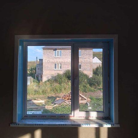 Пластиковые окна , двери , витражи