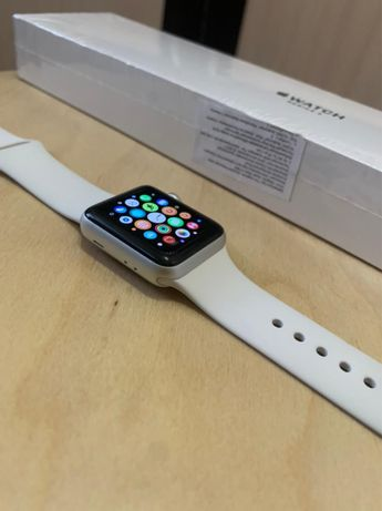 Продам Apple Watch 3 38mm White