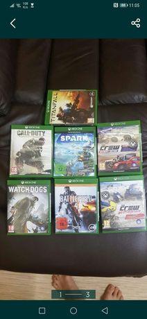 Vând jocuri Xbox One