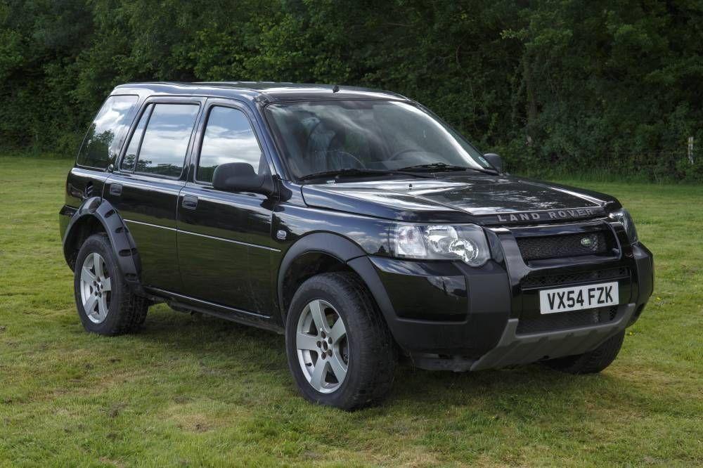 Conversie volan autorizata RAR - Land Rover Freelander