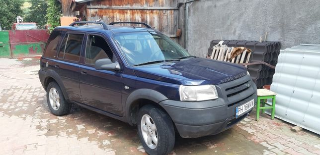 Land rover  4x4  din 2002