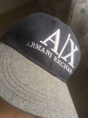 Бейсболка Armani Exchange Оригинал