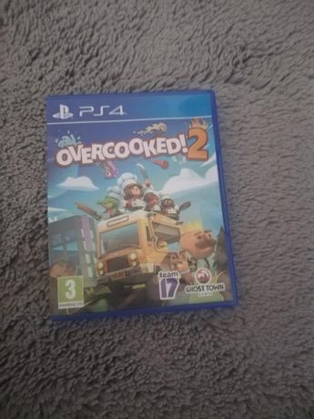 Overcooked 2 PS 4