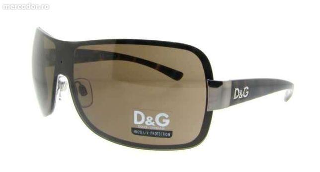 ochelari de soare noi si originali DOLCE & GABBANA (unisex)