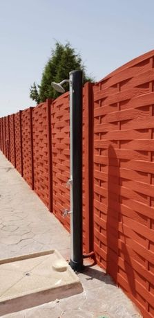 Ofera lot de 50 matrițe noi pt garduri ,lemn impletit!