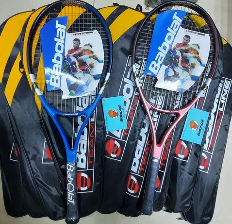 Ракетки для большого (большой) тенниса Babolat НОВЫЙ с сумкой