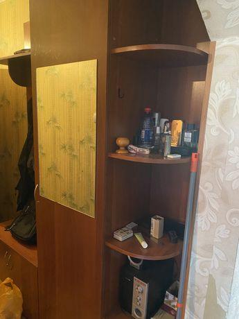 Входной шкаф, вешалка