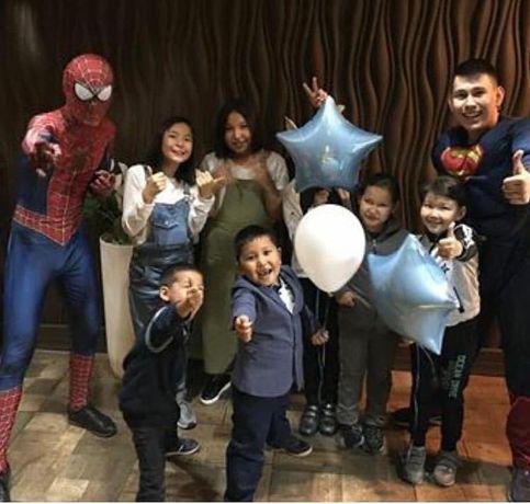 Бизнес по организации детских праздников
