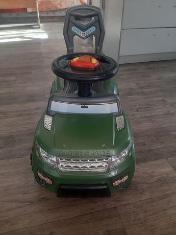 Детская машинка TIGER RANGE от 1 до 3х лет