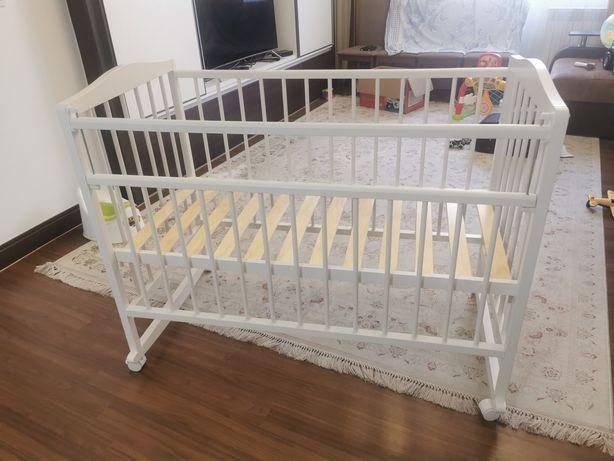 Детская кроватка Фея 204 на 50% дешевле