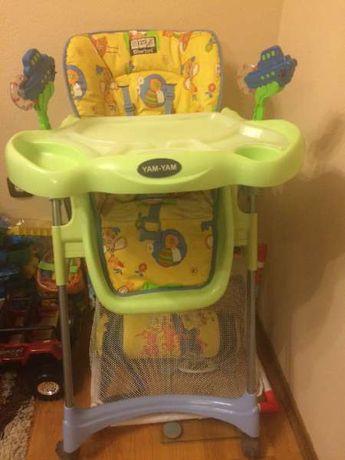 Детски стол за храна