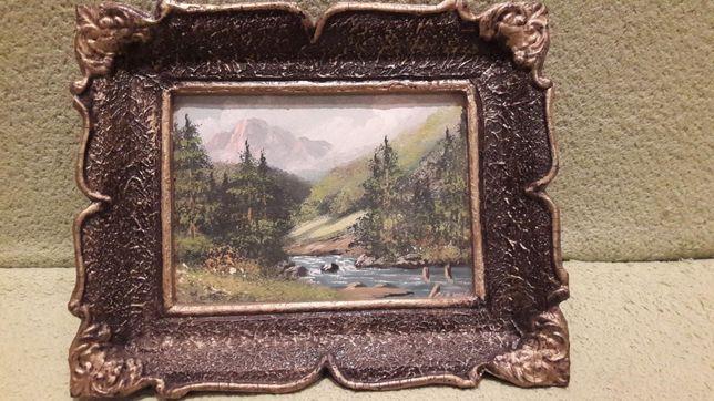 Tablou pictat