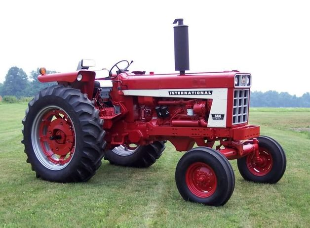 Manual service tractor International reparatii detaliate orice model